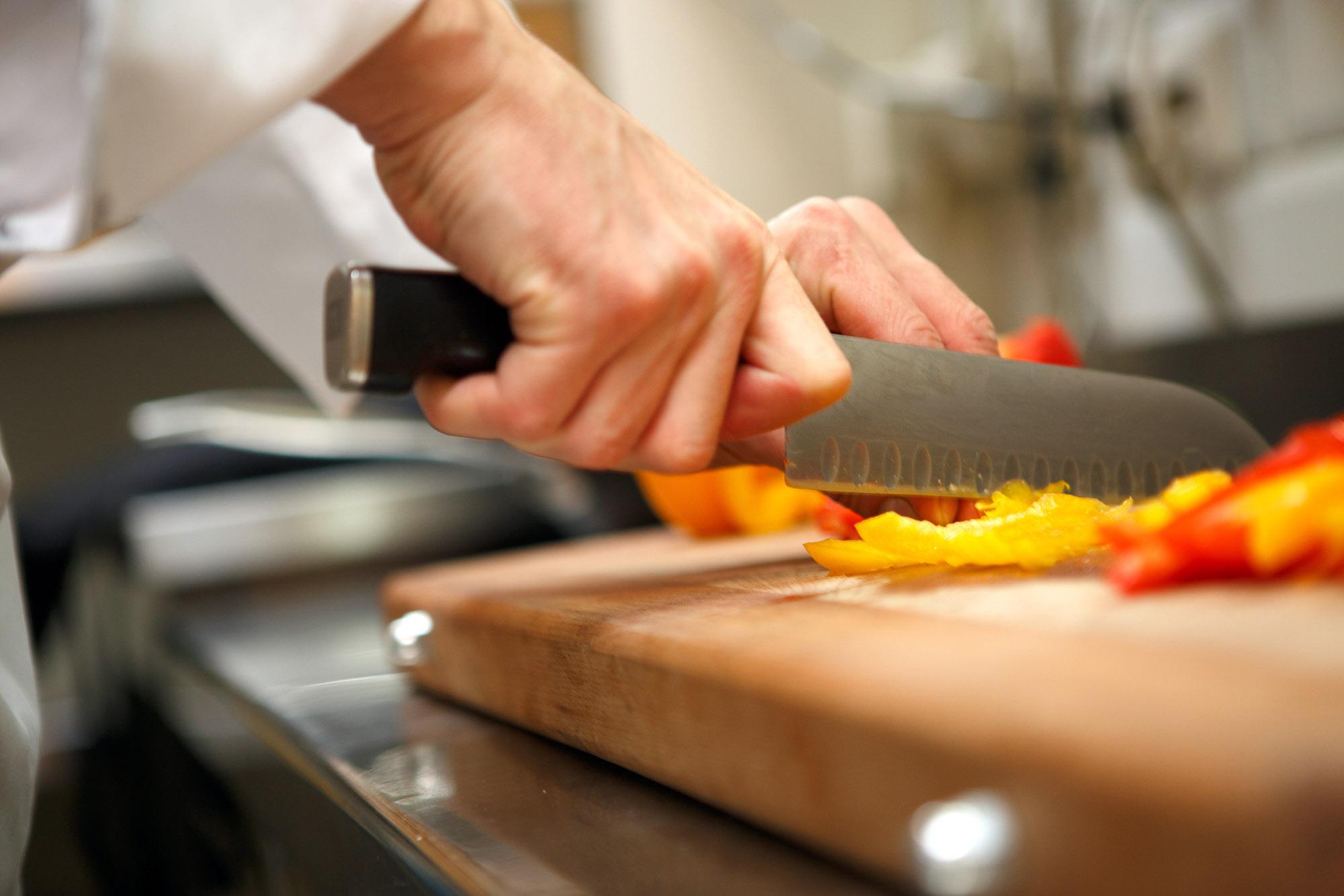 Truck de Chef - food truck Bordeaux - en cuisine