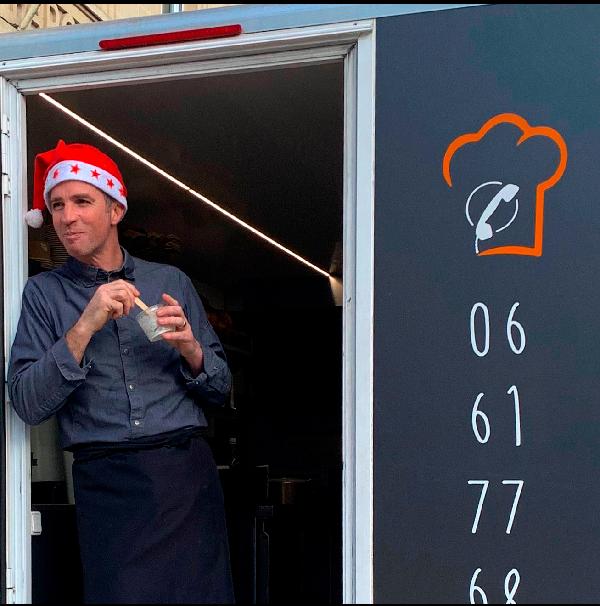 Frédéric Schueller - Truck de Chef - Food truck Bordeaux